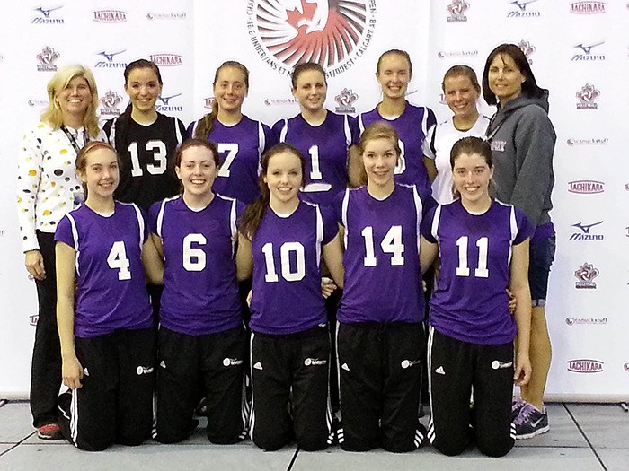 Cloverdale Volleyball Team One Of Canada S Best Surrey Now Leader