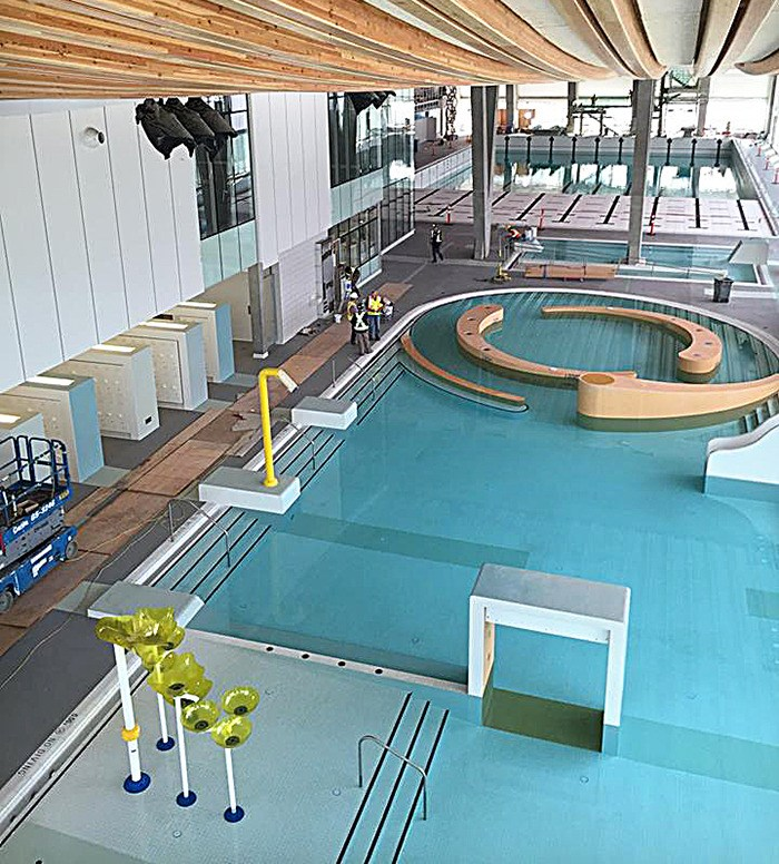 Grandview Aquatic Centre To Open In January Surrey Now Leader