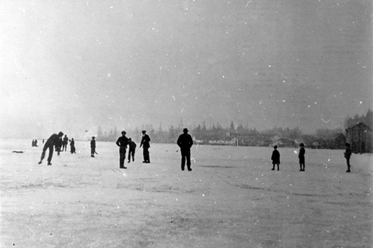 88ace3f74b North Delta history: The fierce frozen Fraser – Surrey Now-Leader