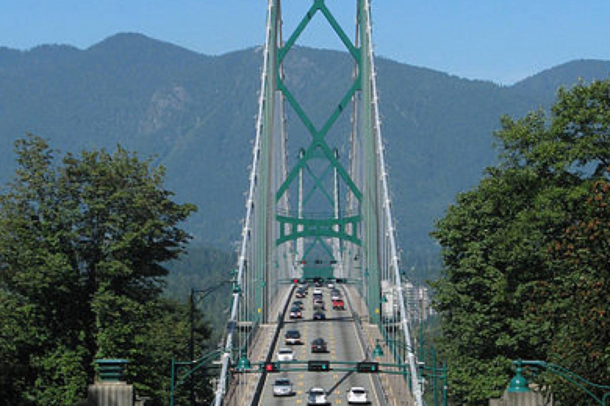 Upgrades coming to Lions Gate, Ironworkers Memorial bridges