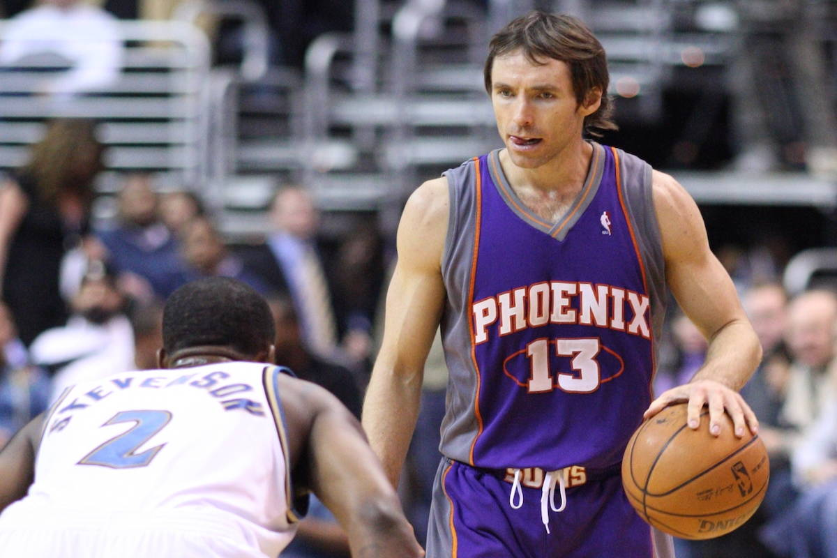 0f2da9685cd 5 things you didn t know about Steve Nash – Surrey Now-Leader