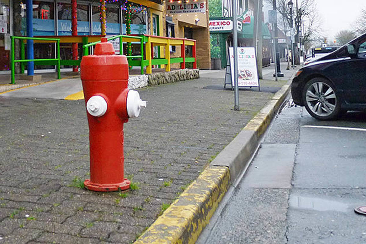 more parking spaces in surrey if fire hydrant rule change approved