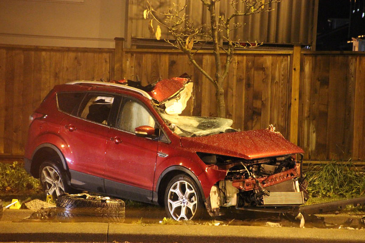 Accident In Surrey Today >> Surrey Resident Charged In Fatal Collision Surrey Now Leader