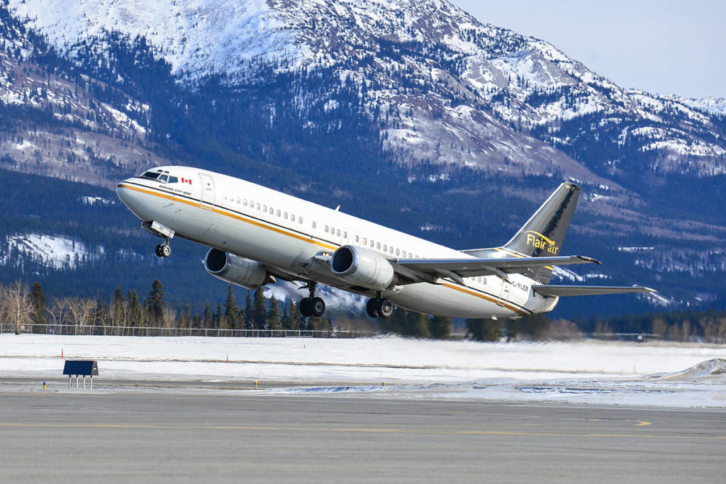 Flight Attendants of Flair Airlines Announce 72 Hour Strike Notification - Surrey Now Leader