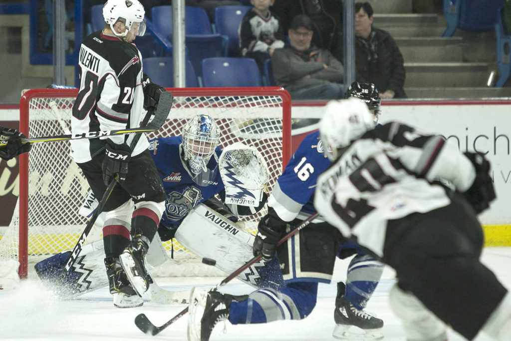 Vancouver Giants down Victoria Royals - Surrey Now-Leader