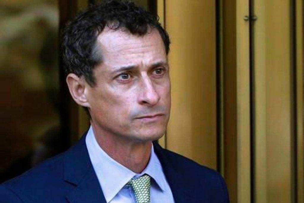 Disgraced ex-Congressman Anthony Weiner released from prison - Surrey Now-Leader