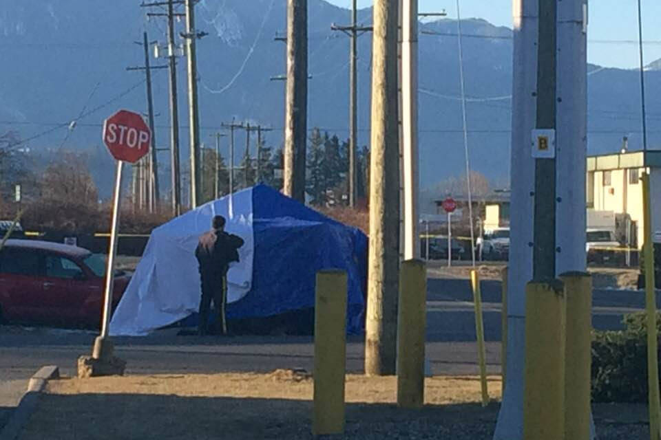 UPDATE: RCMP confirm man in his 30s shot dead in Chilliwack