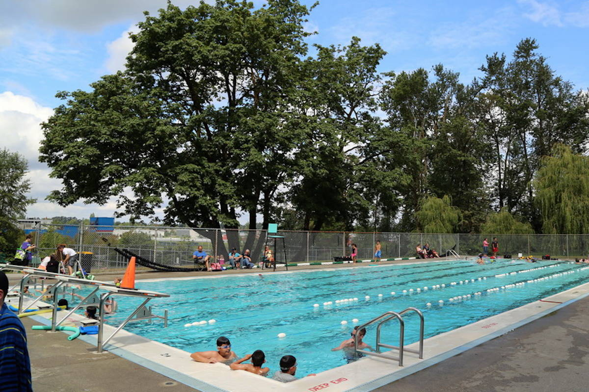 Three Of Surrey S Outdoor Pools Are Set To Open For Spring