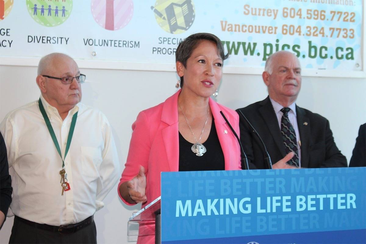 PICS in Surrey to get $3 4 million to help young adults