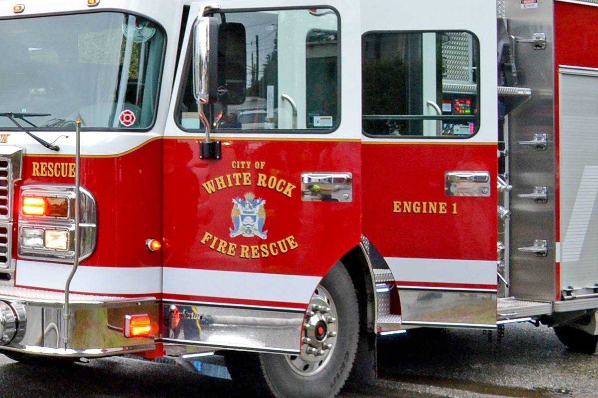 No beach fires allowed: White Rock fire chief – Surrey Now-Leader