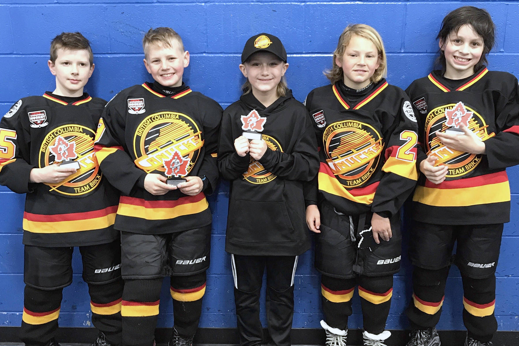 Five Surrey Players To Hit Ice At Brick Invitational Hockey