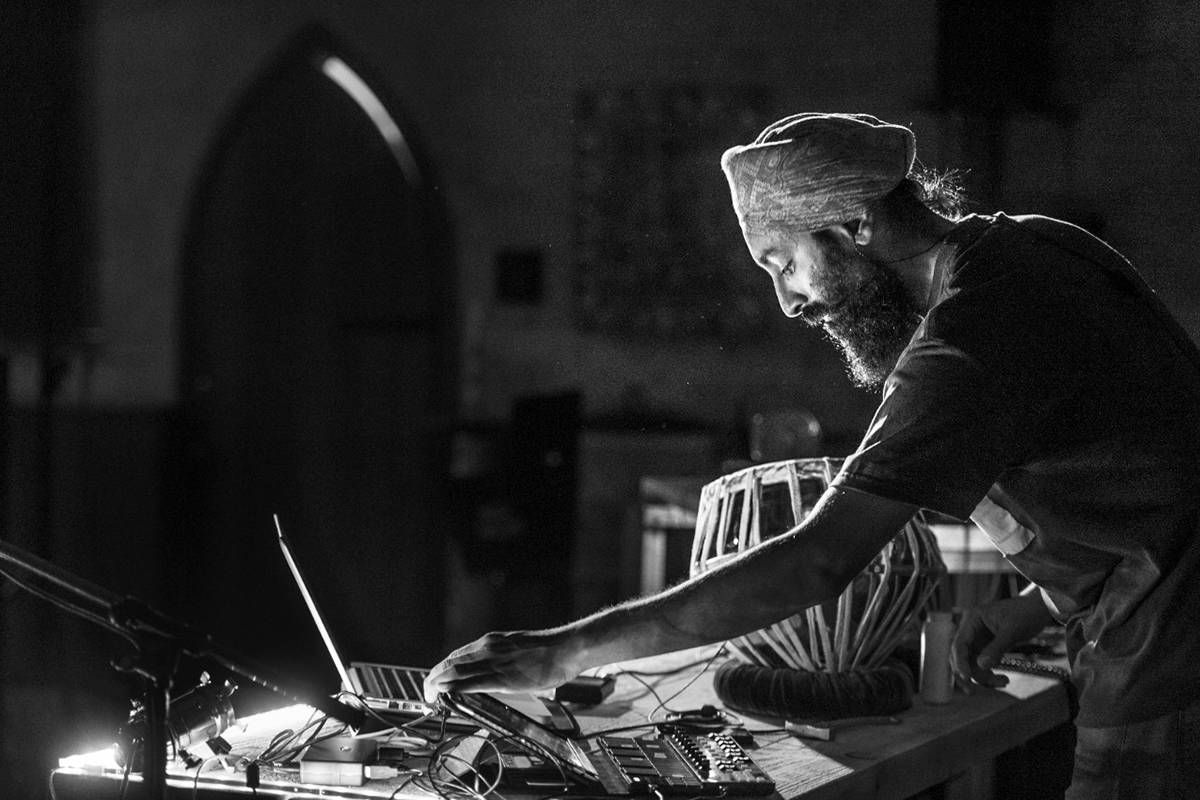 Sikh artist Nep Sidhu pays tribute to community healing – Surrey Now