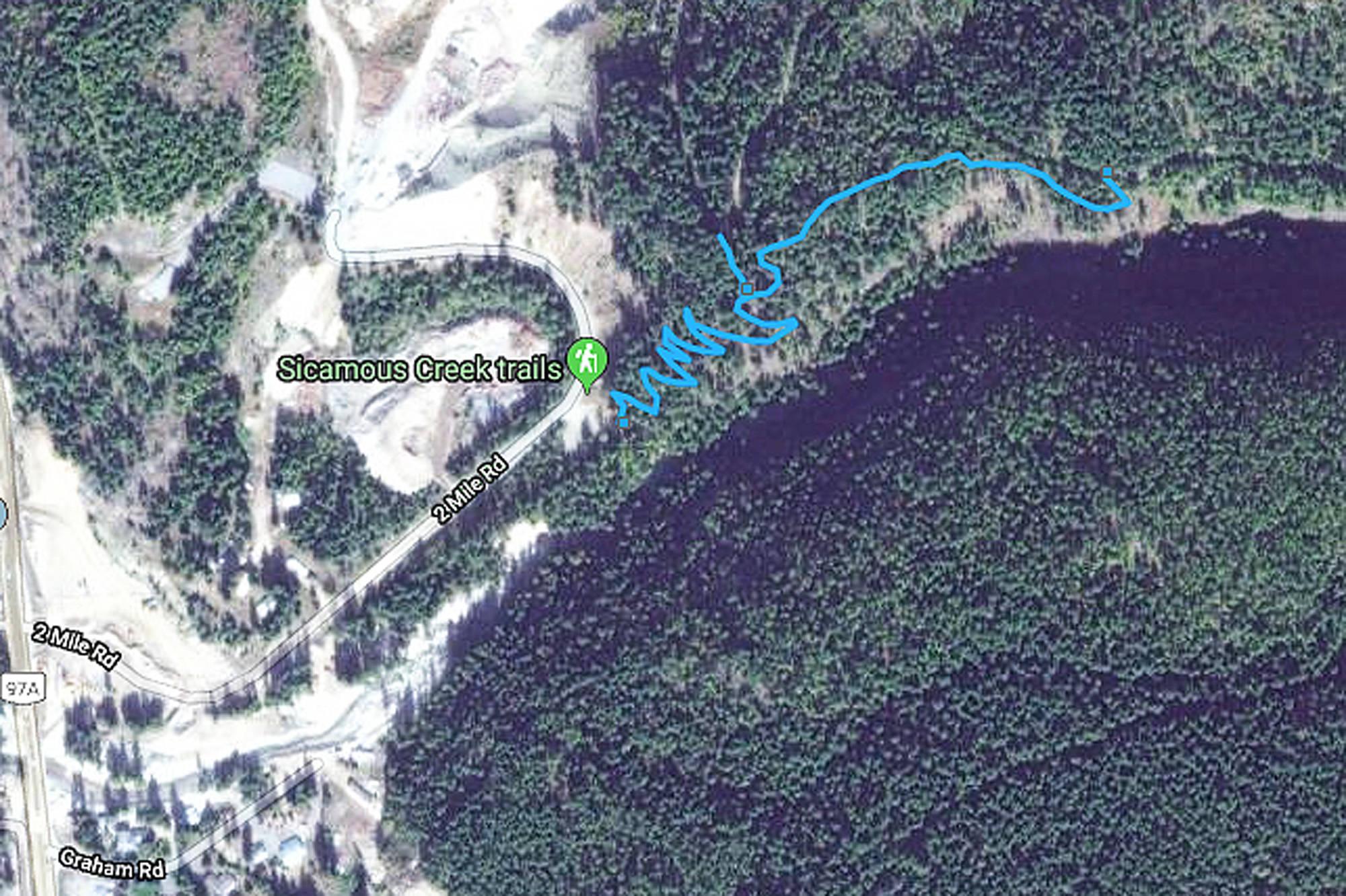 Alberta man dies after plunge from B C  waterfalls, marking