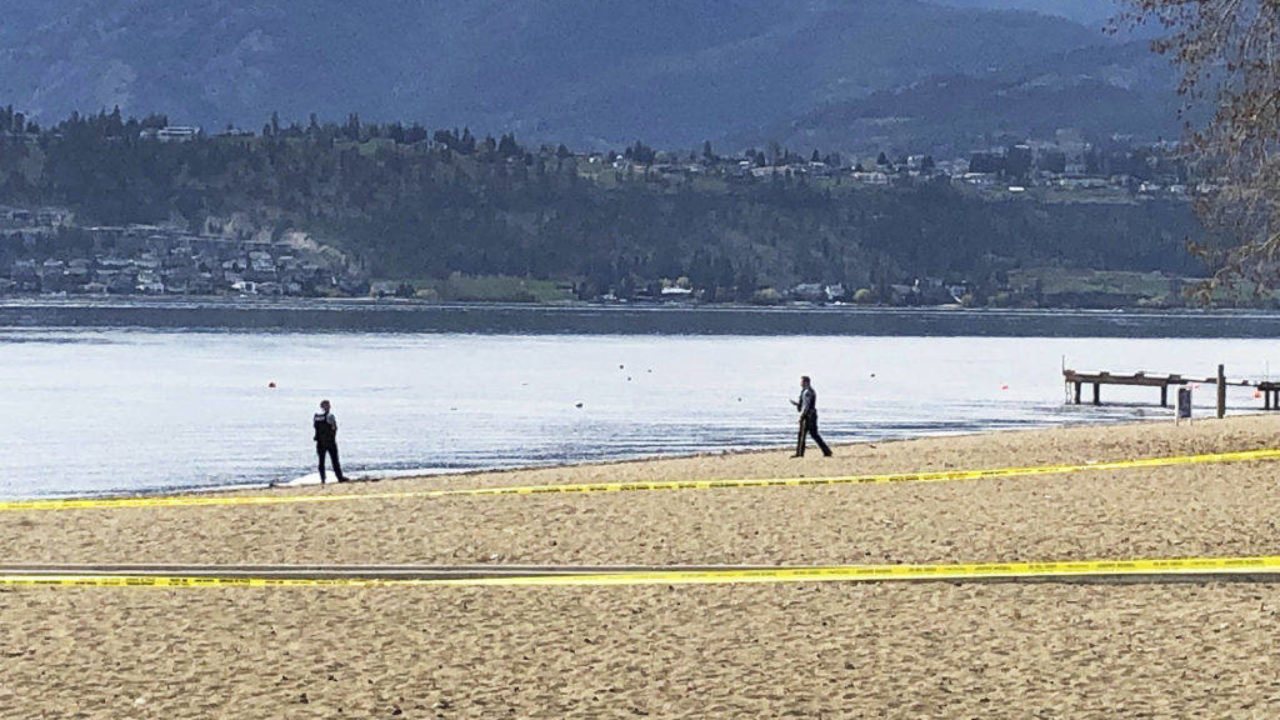 Body found in Okanagan Lake – Surrey Now-Leader