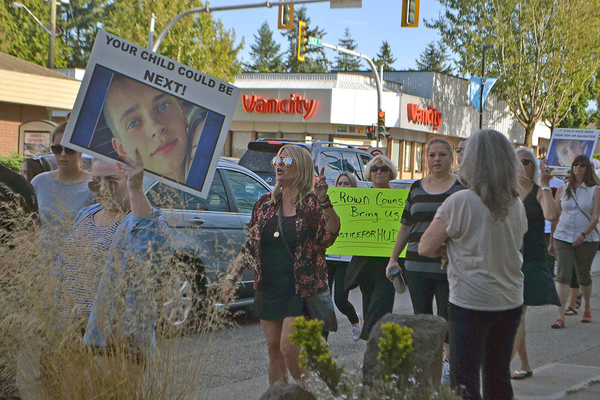 Charges dropped against officer who shot and killed Hudson Brooks in South Surrey