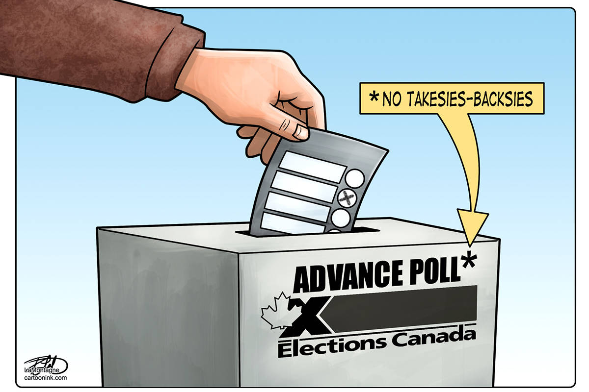 Advance Voting In 2019 Federal Election Begins Surrey Now Leader