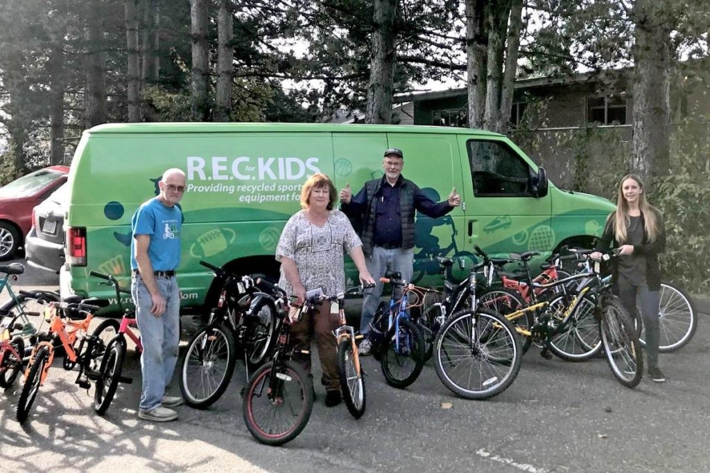 Donated bikes to help low-income kids in Delta have a merry Christmas - Surrey Now-Leader