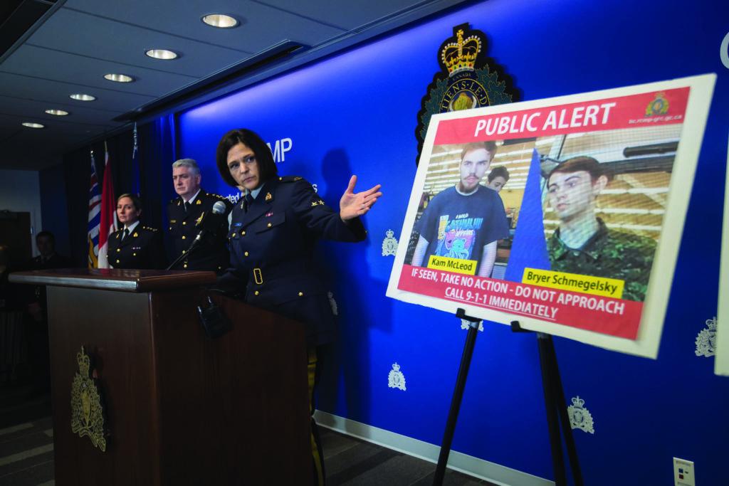 Canadian Armed Forces spent $123,000 on Manitoba manhunt for B.C. fugitives - Surrey Now-Leader