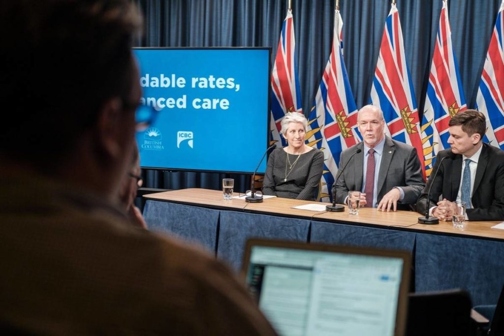 2020 Budget: ICBC shortfall continues ahead of new rate-reduction plan - Surrey Now-Leader