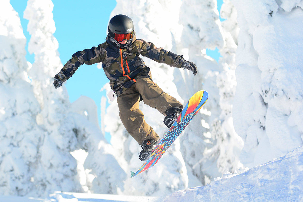 Cypress Mountain Offers Free Lift Tickets March 13 In Honour Of Snowboarding Pioneer Surrey Now Leader