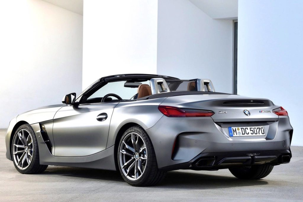A BMW/Toyota collaboration clearly benefits both brands