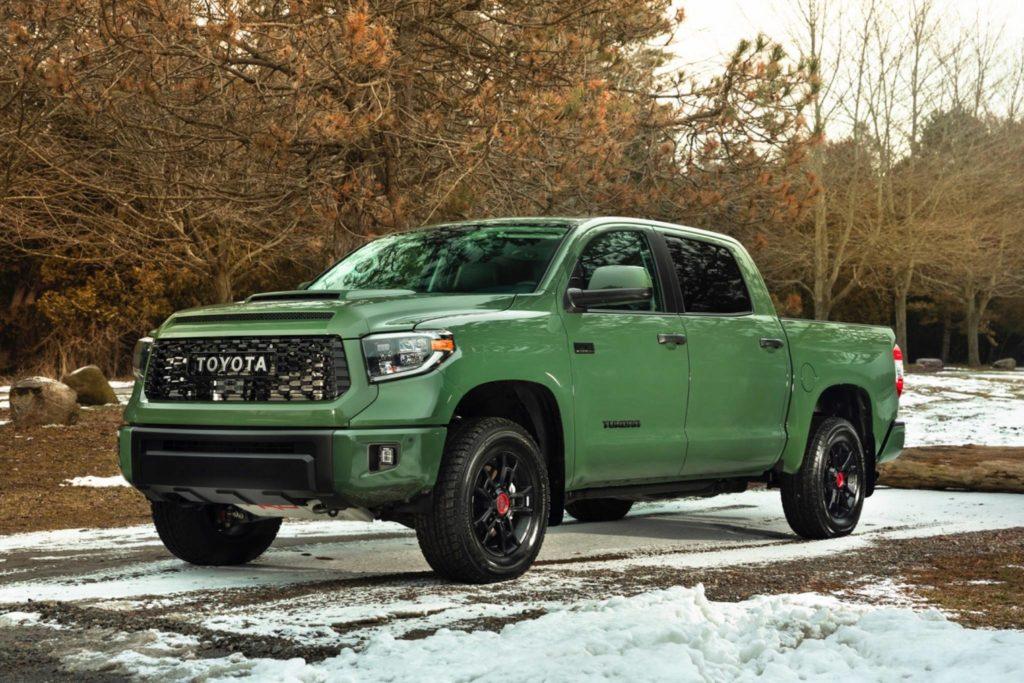 2020 Toyota Tundra TRD Pro is still the King