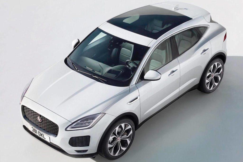 A deep dive into the 2020 Jaguar E-Pace