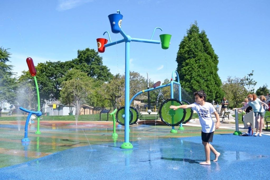 Delta S Spray Parks To Open This Week Surrey Now Leader