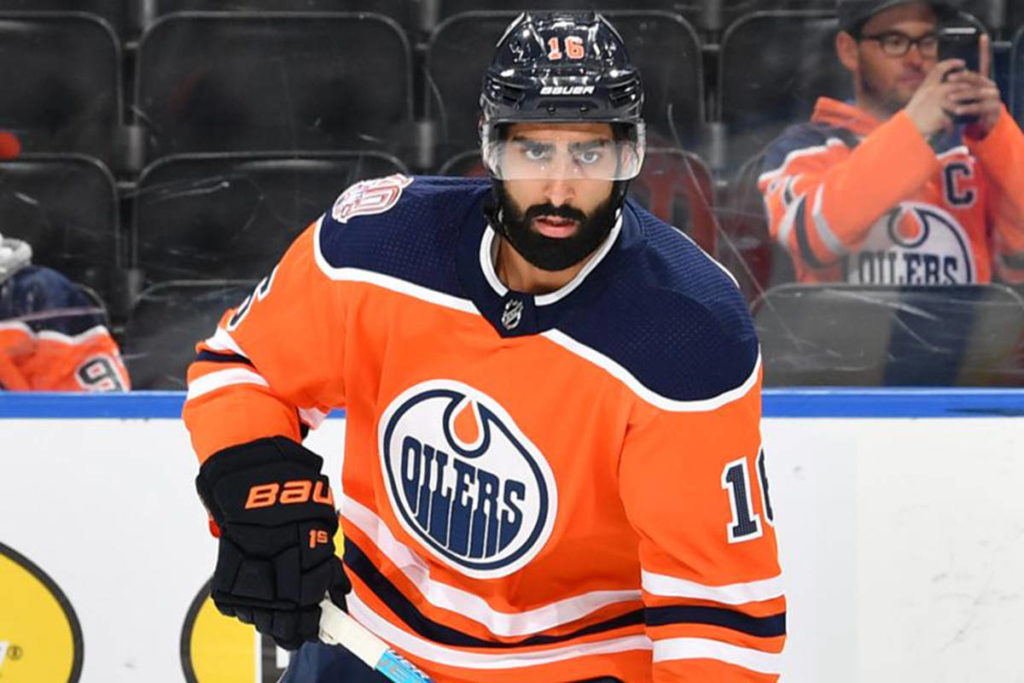 Q&A: Surrey's Jujhar Khaira credits parents for their hard work on his path to NHL - Surrey Now-Leader