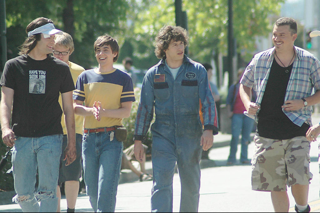 SURREY NOW & THEN: 'Hot Rod' comedy helped put Cloverdale on movie/TV map - Surrey Now-Leader