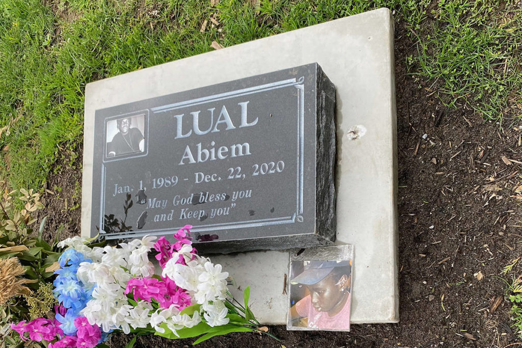 Abbotsford mother upset city placed wrong headstone on son's grave - Surrey Now-Leader