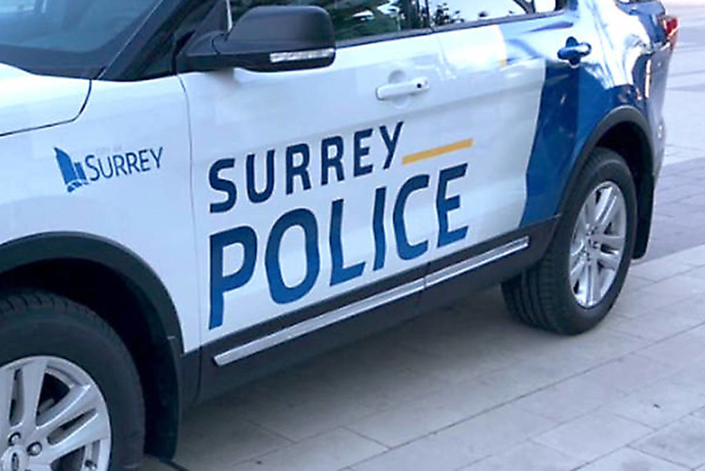 LETTER: Surrey Police will clearly take anyone just to fill a chair - Surrey Now-Leader