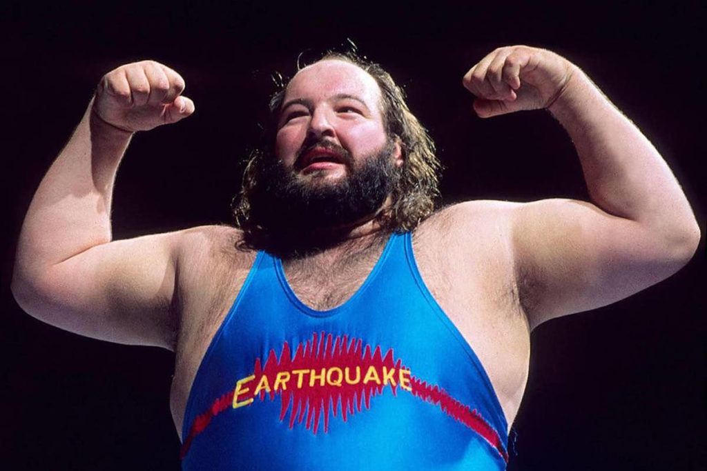SURREY NOW & THEN: John 'Earthquake' Tenta wrestled around world before death 15 years ago - Surrey Now-Leader
