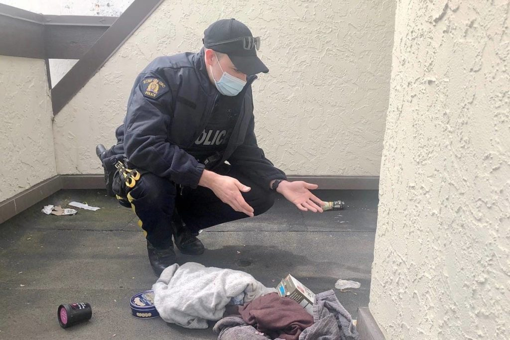 Majority of White Rock's homeless more connected to Surrey: RCMP report - Surrey Now-Leader