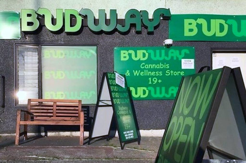 Vancouver pot shop owner ordered to pay $40K for copying Subway - Surrey Now-Leader