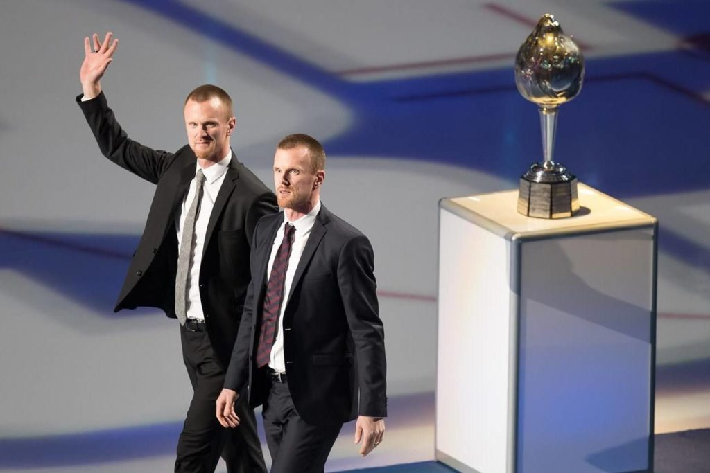 Former Vancouver Canuck stars Daniel and Henrik Sedin join club's front office - Surrey Now-Leader