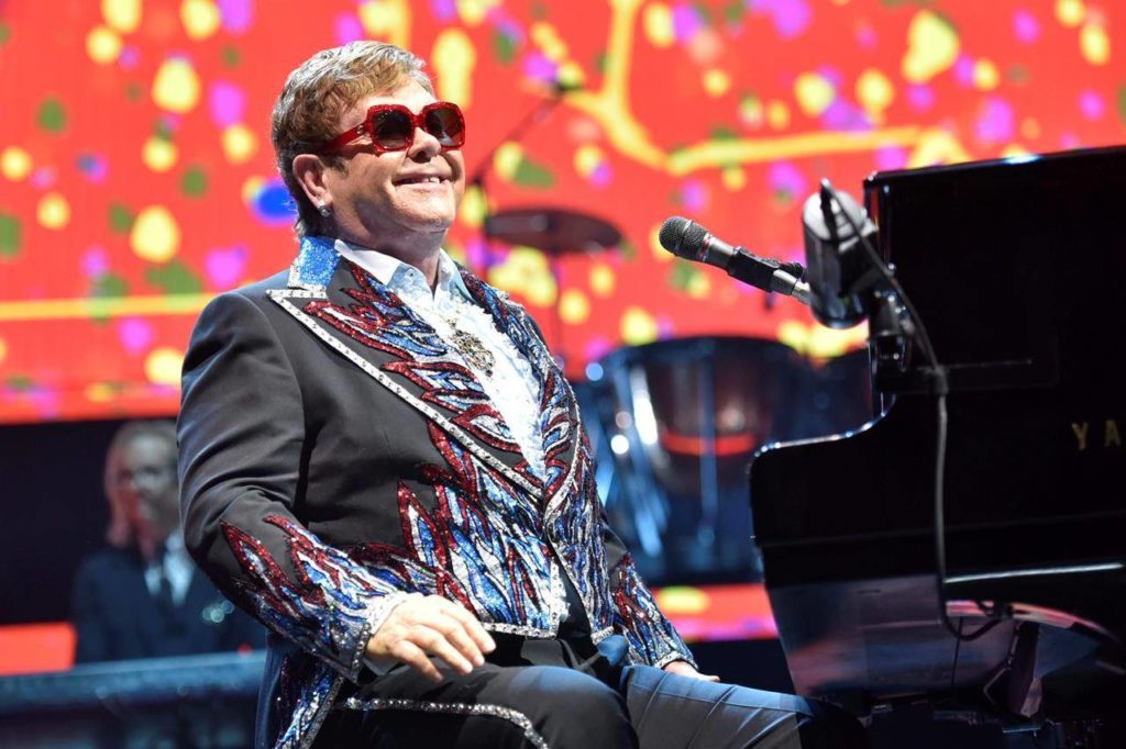 Vancouver, Toronto stops included in Elton John's Goodbye Yellow Brick Road tour - Surrey Now-Leader