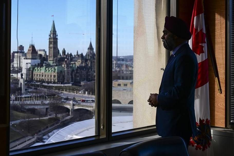 Sajjan directed military to provide him with aide in Vancouver - Surrey Now-Leader