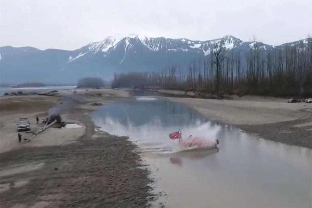 DFO 'exploring options' with province to restrict vehicle access at popular Chilliwack gravel bar - Surrey Now-Leader