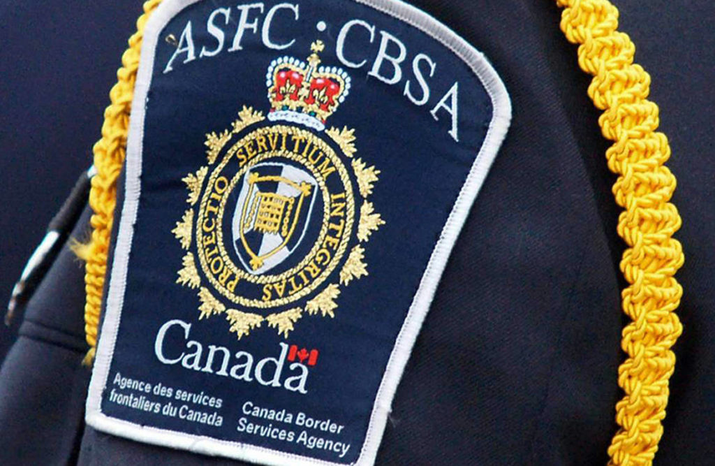 CBSA executes search warrant in White Rock - Surrey Now-Leader