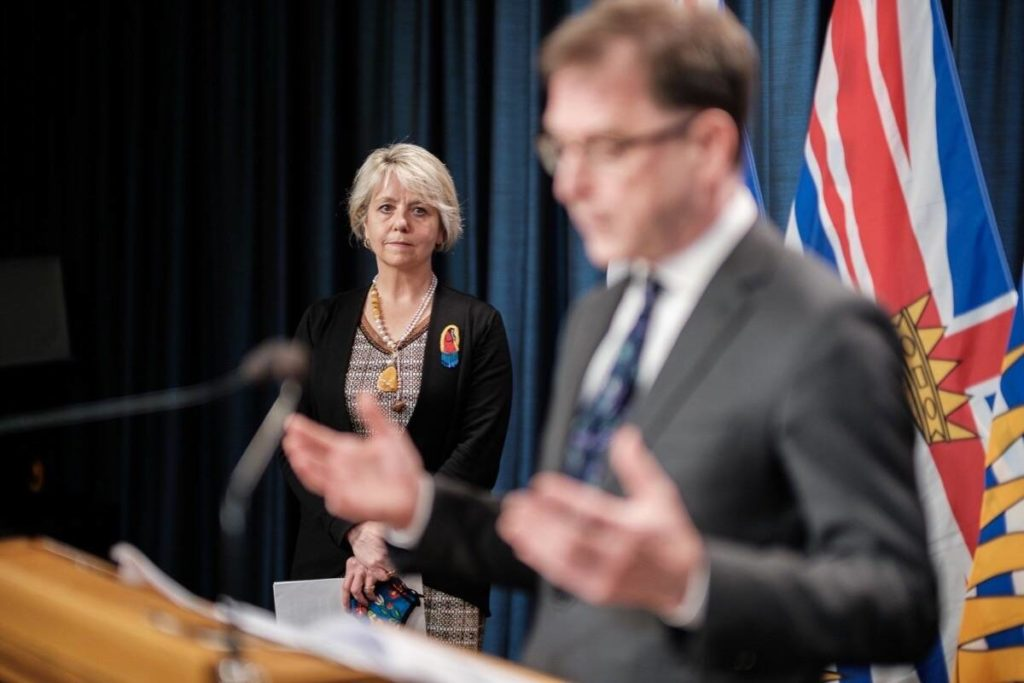 Health experts launch B.C. COVID briefings out of 'growing concern' with government response - Surrey Now-Leader