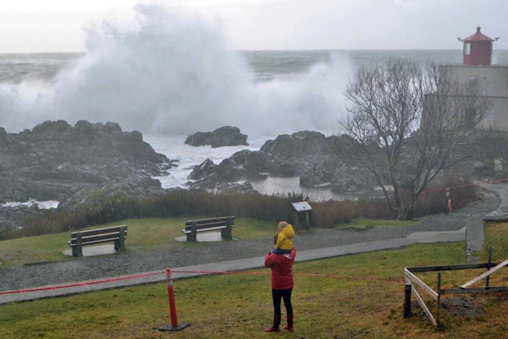 Storm warning: B.C. West Coast prepares as best it can for inevitable rough weather - Surrey Now-Leader
